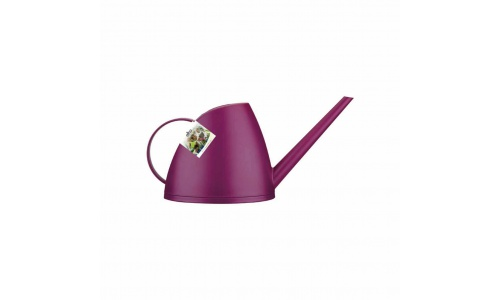 ocean watering can 1,5ltr cherry