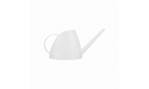 ocean watering can 1,5ltr white
